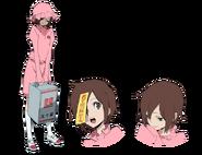 Rin Character Art