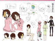 Rin Concept Art