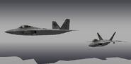Fenrir squadron f-22
