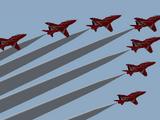 YS Flight Red Arrows