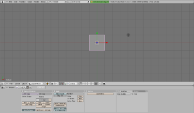YSFS Blender User Interface