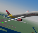 Fast Airways Virtual Airline