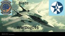 F-14A Wardog -Blaze-