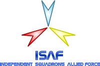 Isaf hp logo
