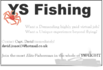 YS Fishing - Buisness Card