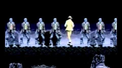 Smash Bros Lawl Moveset-Michael Jackson