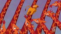 YTV Screen Bug The Lion King