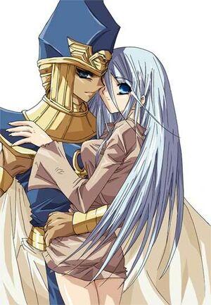 Seto and Kisara