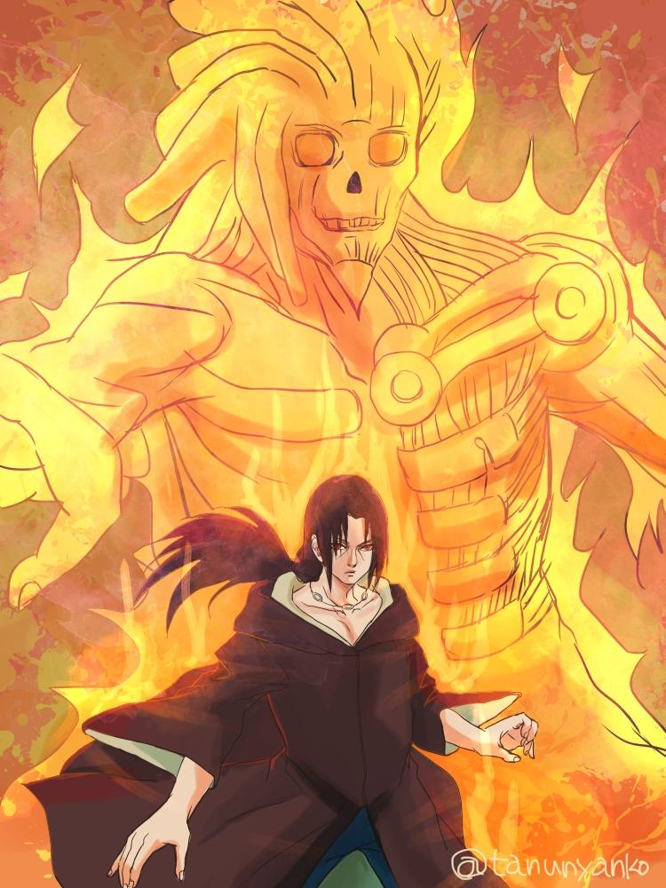 image itachi susanoo jpg yu naruto wikia fandom powered by wikia
