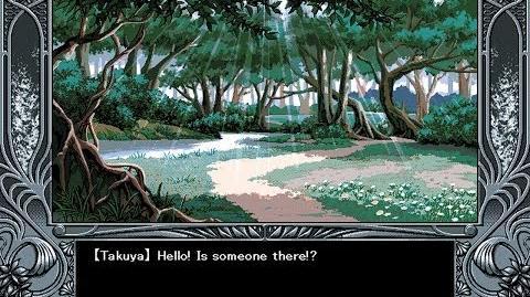 Let's Play (YU-NO) - Part 23 Epilogue - Silent Girl & The Swordswoman