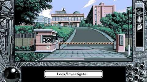 Let's Play (YU-NO) - Part 19 Kanna Kaori route - Day 2 Daytime