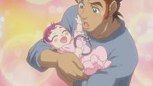 Arc V Baby Yuzu and Shūzō