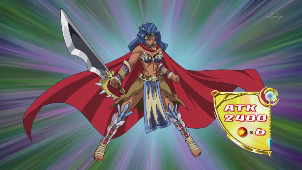 Image - Ep107 Amazoness Queen and Amazoness Swords Woman