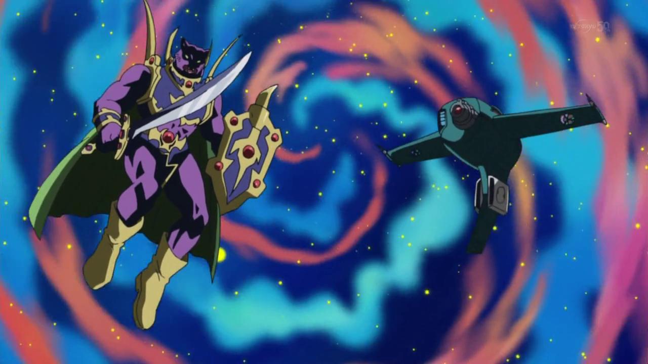 Image Ep40 Jet Black Panther Warrior And Dark Sentinel