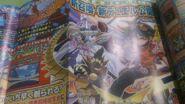 V Jump 2014 Yūya and his pendulum monsters