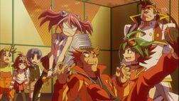 Ep14 Yuzu smacks Shūzō