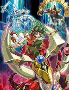 Yu-Gi-Oh! Arc-V Promo Cover