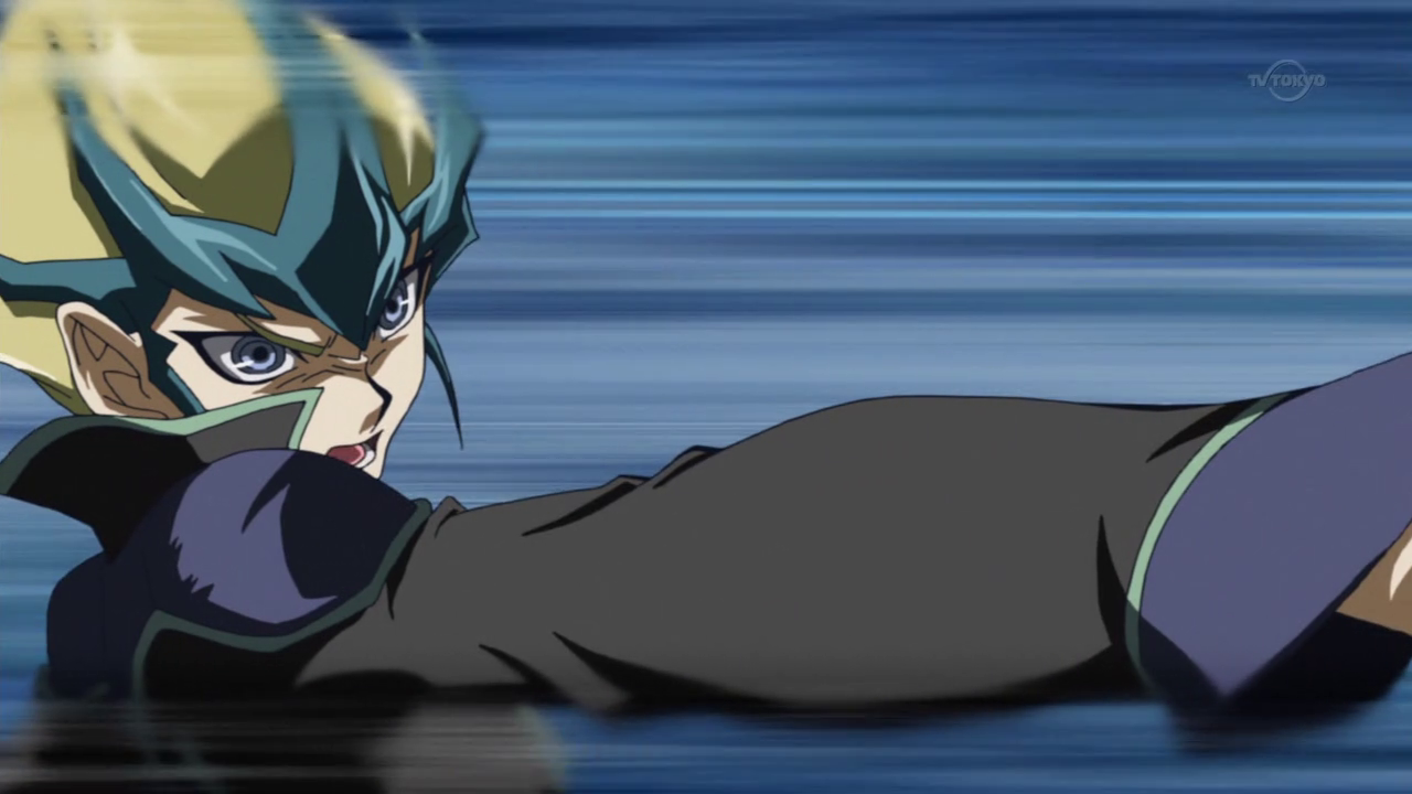 Image result for yugioh arc v kaito