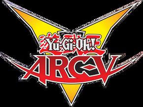 Arc-V English logo