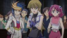 Yugo, Asuka, and Yuzu 112-2