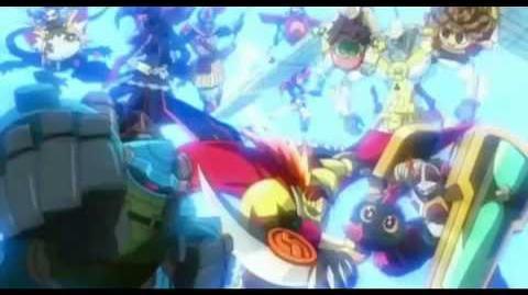 Yu-Gi-Oh! ZEXAL English Opening 2