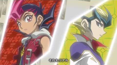 Yu-Gi-Oh! ZEXAL II - Opening 5 Dualism of Mirrors (鏡のデュアルイズム)