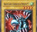 Dragón Alado, Guardián de la Fortaleza nº1