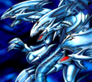 Dragon Blanc aux Yeux Bleus Ultime