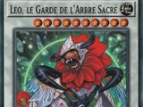 Léo, le Garde de l'Arbre Sacré