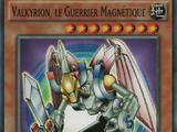 Valkyrion, le Guerrier Magnétique