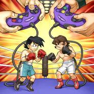 Confrontation super junior