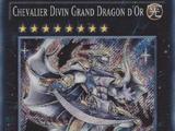 Chevalier Divin Grand Dragon d'Or