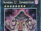 Numéro 22 : Zombiestein