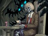 Cauchemar du Crâne Serviteur