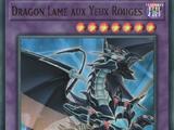 Dragon Lame aux Yeux Rouges