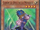 Canon la Diva de la Musique