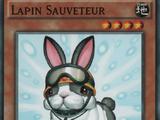 Lapin Sauveteur