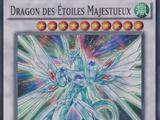 Dragon des Étoiles Majestueux