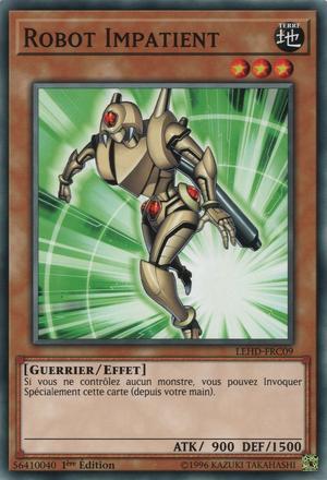RobotImpatient-LEHD-FR-C-1E