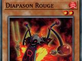 Diapason Rouge