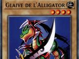 Glaive de l'Alligator