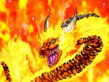 Dragon d'Eclat Solaire