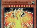 Le Dragon Ailé de Râ - L'Invincible Phénix