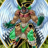 Homme oiseau sauvage, héros élémentaire2