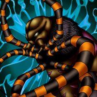 Araignée Chasseuse