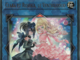 Clara et Rushka, le Ventriloduo