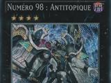 Numéro 98 : Antitopique