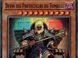 Devin des Protecteurs du Tombeau