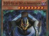 D/D/D Roi du Déclin Armageddon