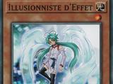 Illusionniste d'Effet